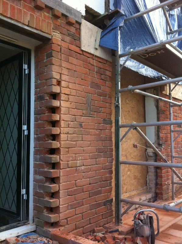 Two Storey Extension in Sevenoaks using reclaimed bricks - 2