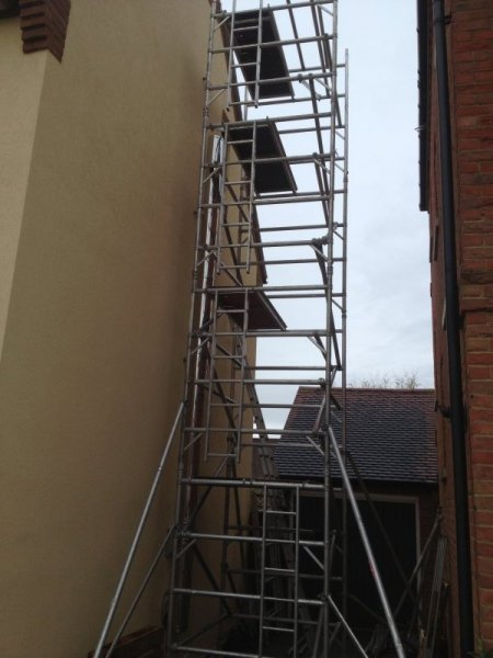 installation-of-new-log-burner-and-exterior-insulated-flue-liner 2