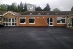 Extension to barrington primary school to create 4 new classrooms